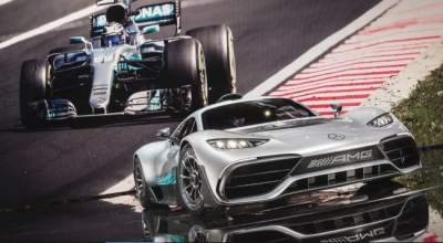 Рассекречен дизайн Mercedes-AMG Project One