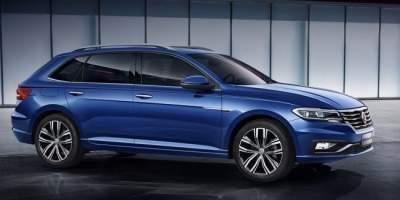The design of the new generation Volkswagen Gran Lavida has been declassified
