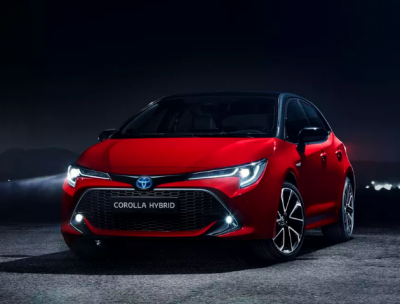 A well-known day for the new sedan Toyota Corolla's new generation premiere